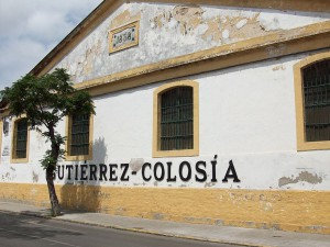 Bodega Gutiérrez Colosia