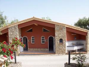 Camping El Sur Sanitäranlagen