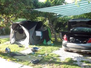 Camping La Herradura
